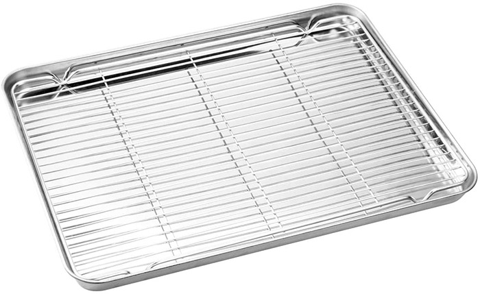 Wildone Baking Sheet And Rack Set