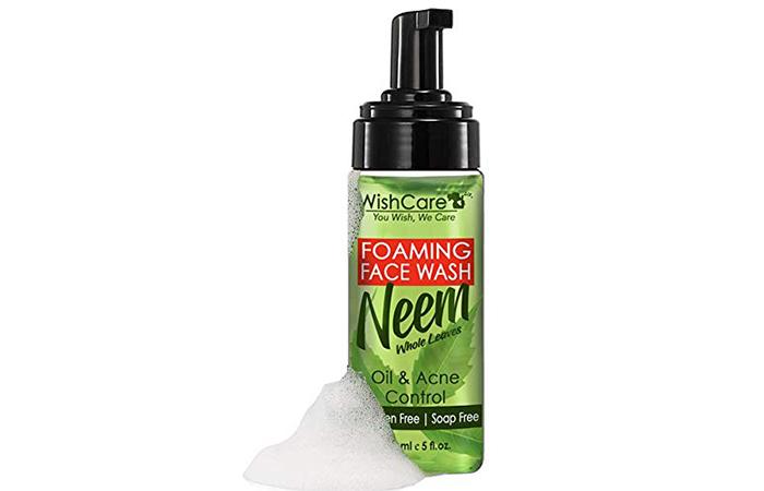 Wishcare Foaming Neem