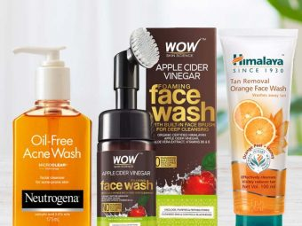 Wonderful 21 Face Wash Types To Get The Sparkling Facial Beauty In