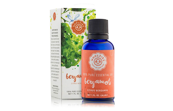 Woolzies 100% Pure And Natural Bergamot Essential Oil