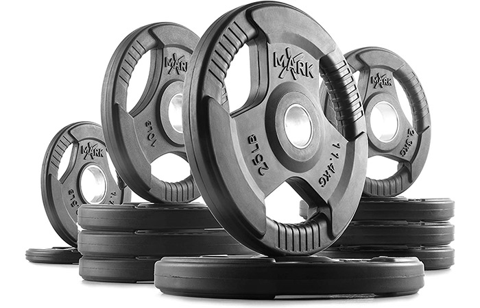 XMark Olympic Weight Plate Set