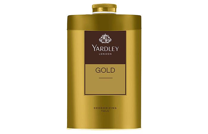 Yardley London - Gold Deodorizing Talc for Men