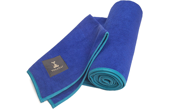 YogaRat Hot Yoga Towel
