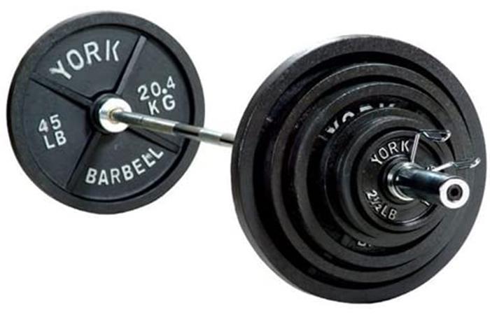 York Barbell 2900