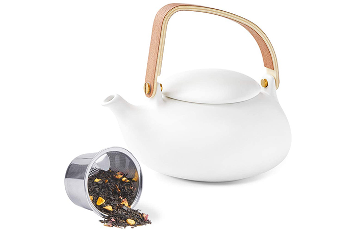 ZENS Teapot With Infuser