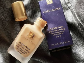 Estee Lauder Double Wear Stay-in-Place Makeup SPF 10 Foundation -FULL COVERAGE FOUNDATION!!!-By bhaktiii