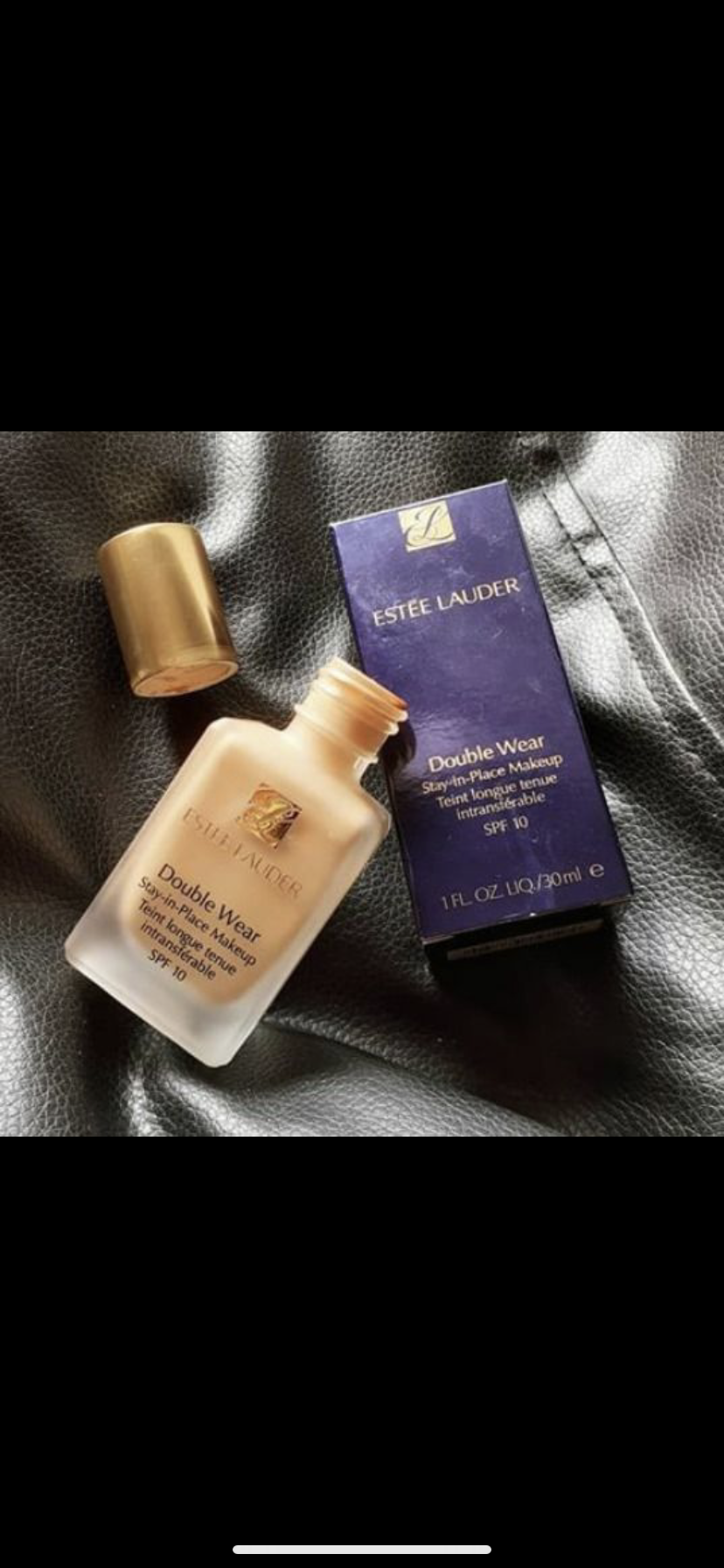 Estee Lauder Double Wear Stay-in-Place Makeup SPF 10 Foundation-FULL COVERAGE FOUNDATION!!!-By bhaktiii