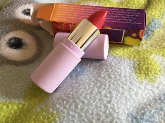 MyGlamm K.PLAY FLAVOURED LIPSTICK – CRANBERRY TWIST -Natural flavoured lipstick!!!-By santhiya_rajendrababu