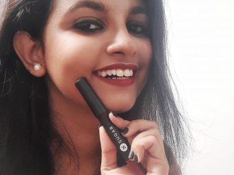 Sugar Matte As Hell Crayon Lipstick -Lucky Lips-By nilambi_maitra