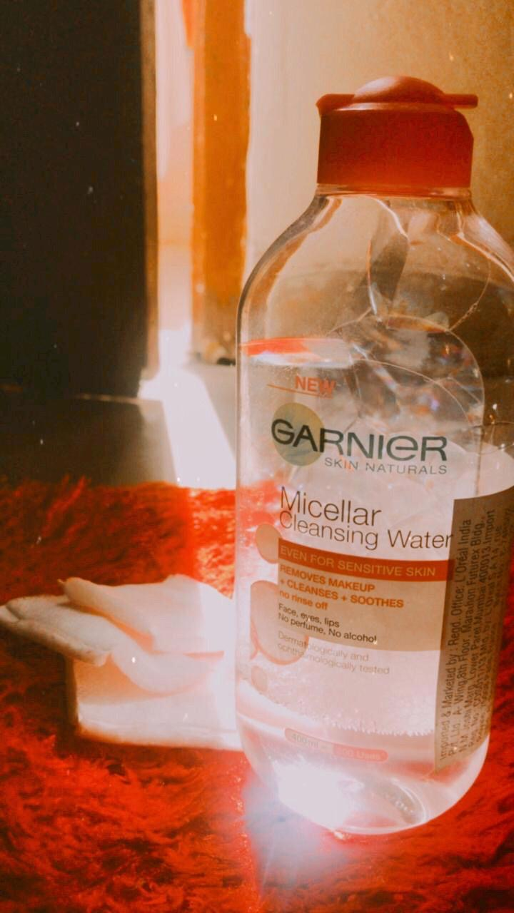 Garnier Skin Naturals Micellar Cleansing Water-No rubbing or rinsing – Garnier Micellar Cleansing Water-By lifestyle_admonisher-2
