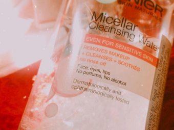 Garnier Skin Naturals Micellar Cleansing Water pic 1-No rubbing or rinsing – Garnier Micellar Cleansing Water-By lifestyle_admonisher