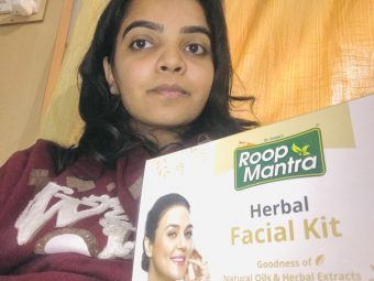 Roop Mantra Herbal Facial Kit -Best facial-By garimabhati
