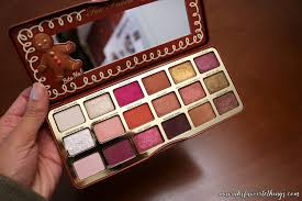 Too Faced Gingerbread Spice Eyeshadow Palette-Very very beautiful palette-By sejal_goel