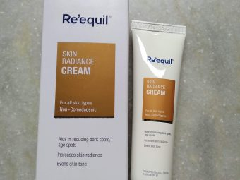 Re'equil Skin Radiance Cream -One of my favourite-By payel123