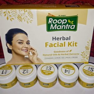 Roop Mantra Herbal Facial Kit pic 2-Affordable facial kit-By sonam22