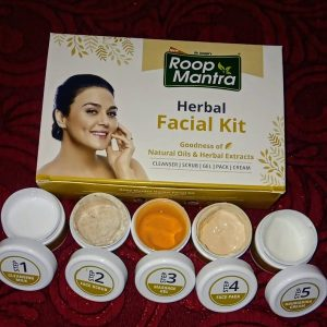 Roop Mantra Herbal Facial Kit pic 1-Affordable facial kit-By sonam22