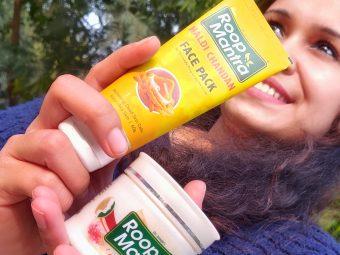 Roop Mantra Haldi Chandan Face Pack -Clean skin-By taniyajoshi13
