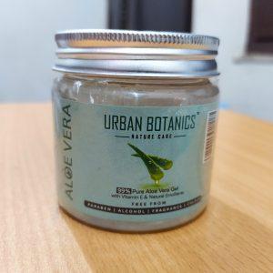 Urban Botanics 99% Pure Aloe Vera Gel -Loving it!-By fooddestination