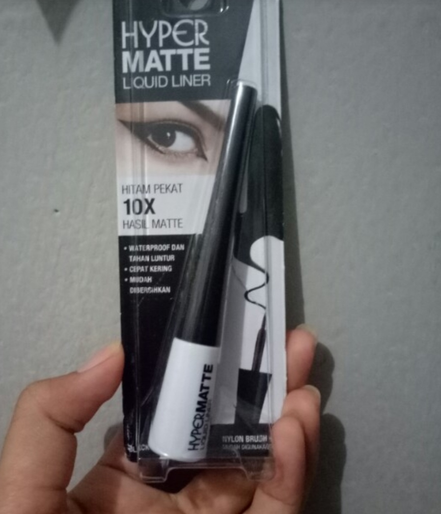 Maybelline New York Hyper Matte Liquid Liner -Smooth and easy to apply-By shimonapaul7