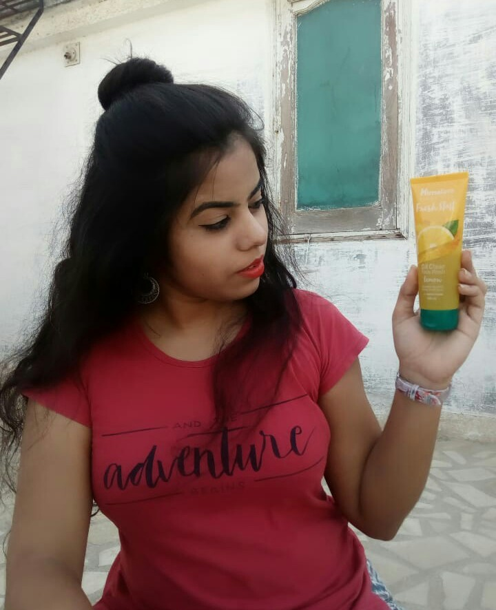 Himalaya Herbals Fresh Start Oil Clear Lemon Face Wash pic 1-Oil Control Face Wash-By pinalchauhan