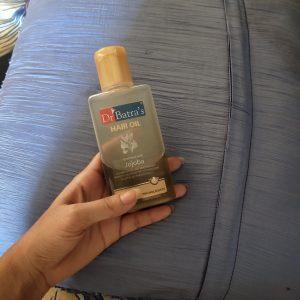 Dr. Batra's Jojoba Hair Oil -Nice hair oil-By tannutanya26