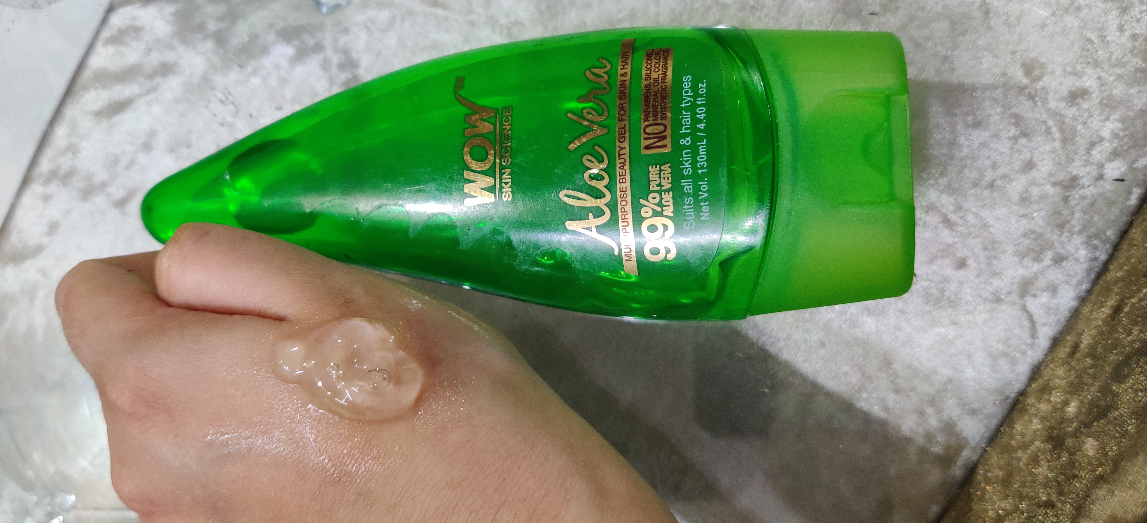 fab-review-Purest form of aloevera Gel-By shruti_beautyblogger