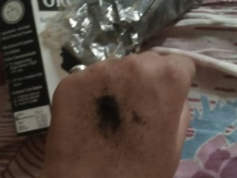 Indus Valley 100% Natural Activated Charcoal Powder pic 1-Skin detoxing-By niharika9