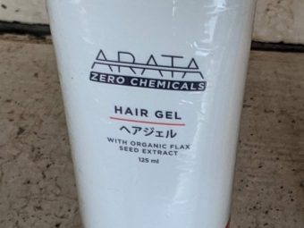 Arata Organic Flaxseed Hair Gel -The best Hair Gel in the market today.-By harshita59