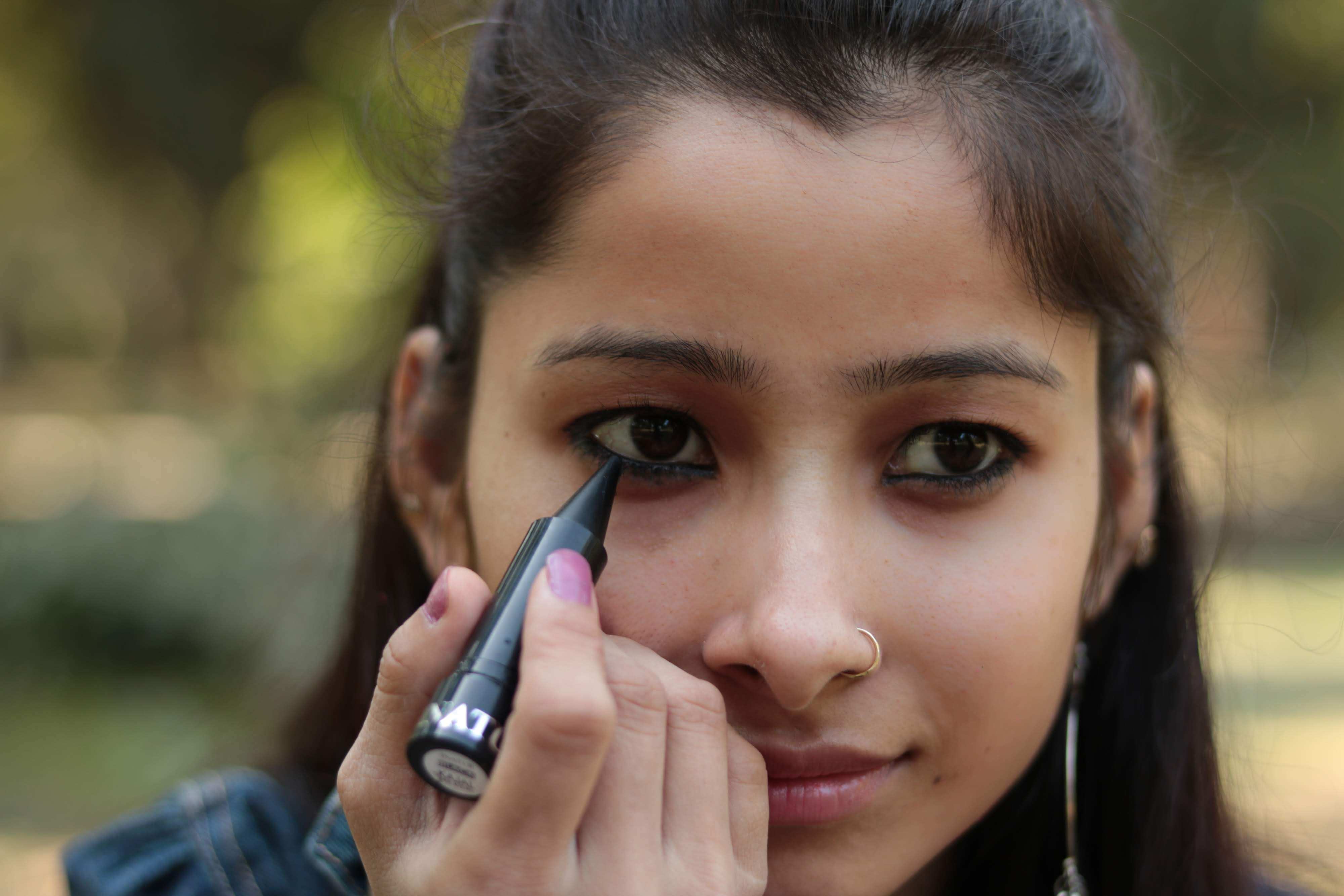 Inatur Organic Eye Kohl-Not good not even packaging-By heera_mehra-1