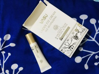 Vasu Age Revitalizing Under Eye Cream pic 1-Best Under Eye Cream-By nupur_saini
