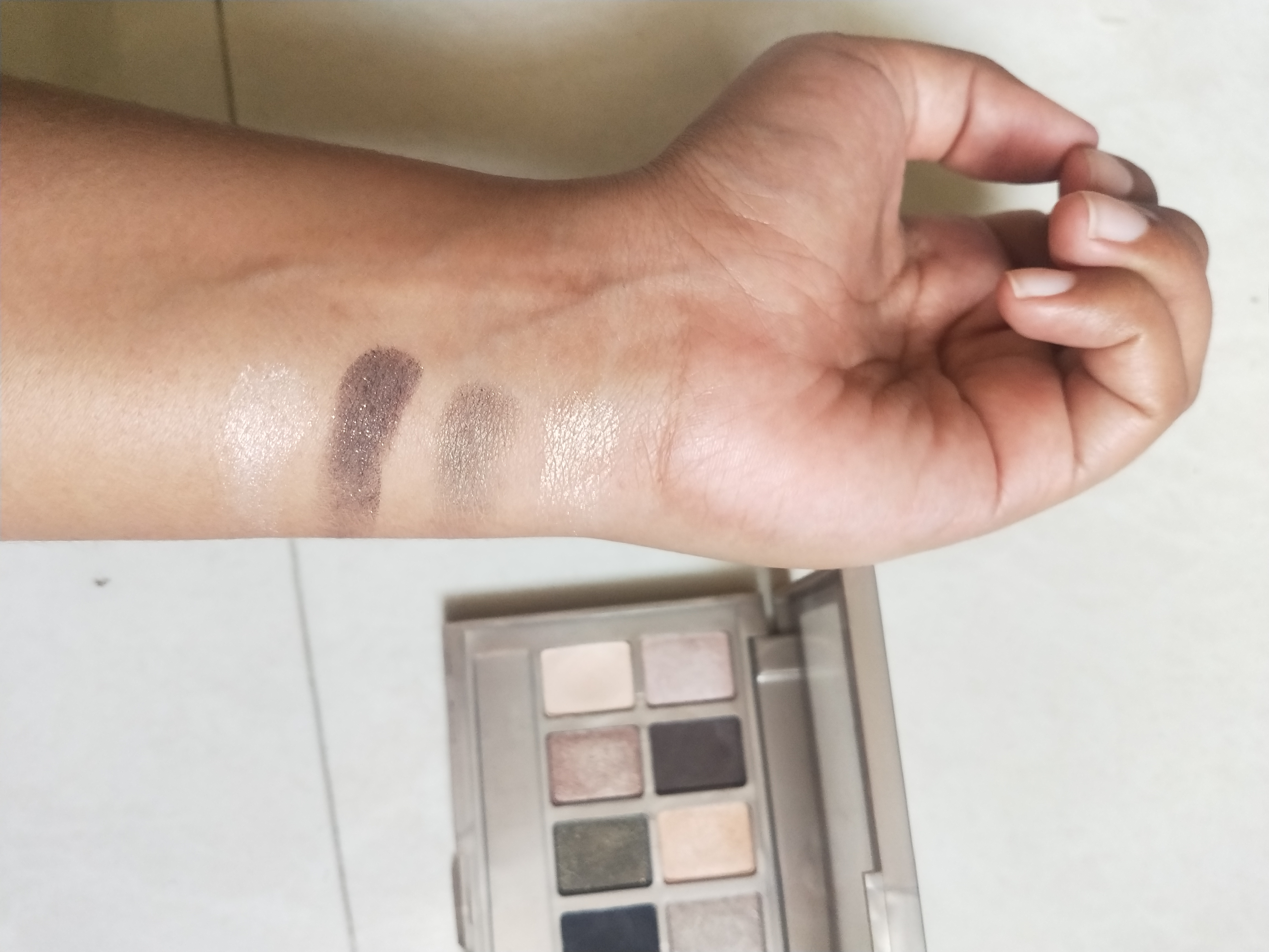 Maybelline New York The 24K Nudes Eyeshadow Palette-Affordable, amazing shades.-By miss_hungry_soul-3