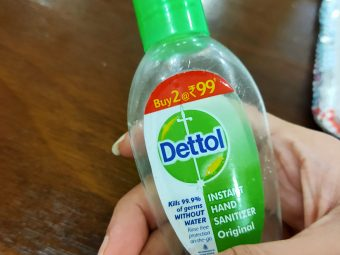 Dettol Instant Hand Sanitizer -Awesome-By harsha_pardasani