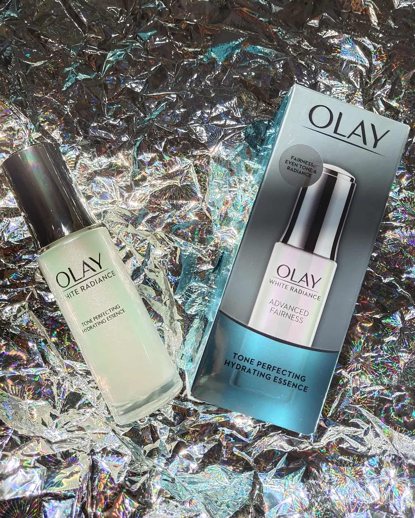 Olay White Radiance Advanced Fairness Tone Perfecting Hydrating Essence-Great serum-By tannutanya26