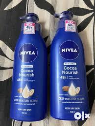 Nivea Cocoa Nourish Body Lotion pic 1-good-By ram
