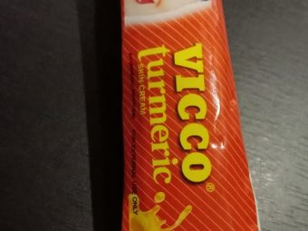 Vicco Turmeric Skin Cream -Skin cream for daily use-By beauty_bliss2020