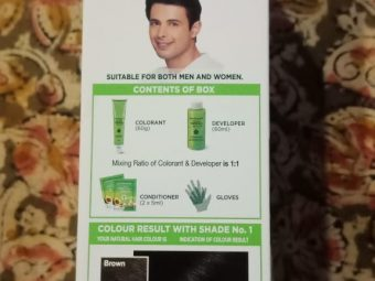 Garnier Color Naturals Creme Hair Color pic 1-color hair and make hair silky-By beauty_bliss2020