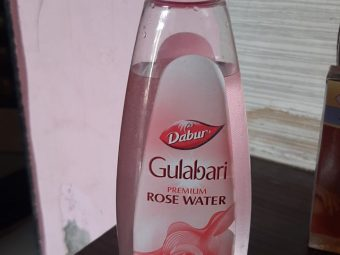 Dabur Gulabari Premium Rose Water -Basic toner for all skin type-By beauty_bliss2020