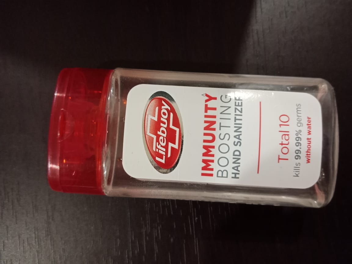 Lifebuoy Hand Sanitizer-Kills Germs-By beauty_bliss2020