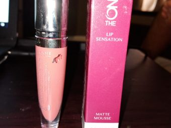 Oriflame The One Lip Sensation Matte Mousse -Do not dry out lip-By beauty_bliss2020