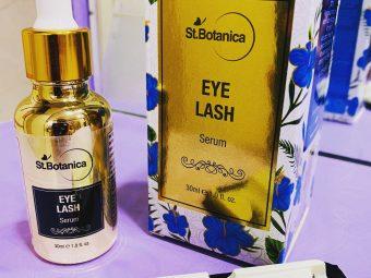 St.Botanica Eyelash Growth Serum -Works Like an Eyelash Primer!-By anmol_mulchandani