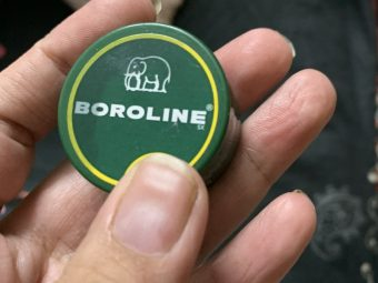 Boroline Lip Balm -Affordable and trustworthy product-By nikkycurlygirl