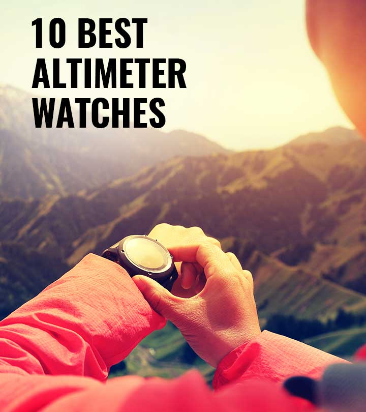 10 Best Altimeter Watches