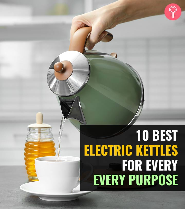 10 Best Electric Kettles For Your Kitchen