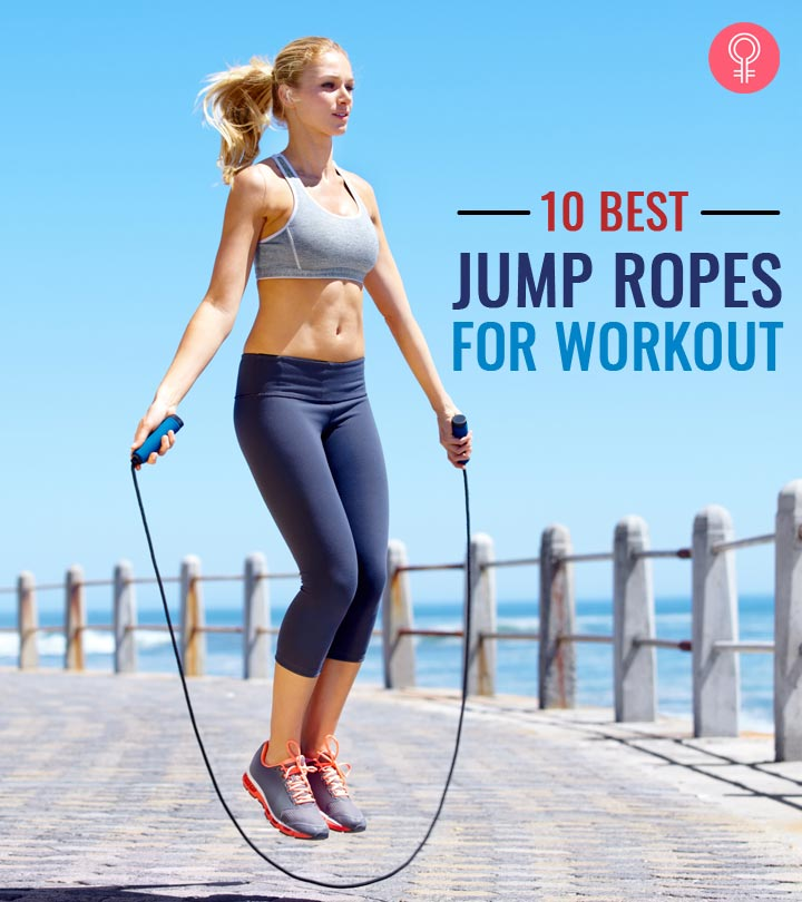 10 Best Jump Ropes For Workout