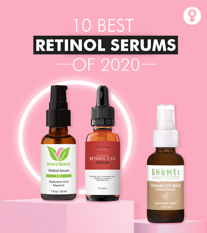 10 Best Retinol Serums Of 2020