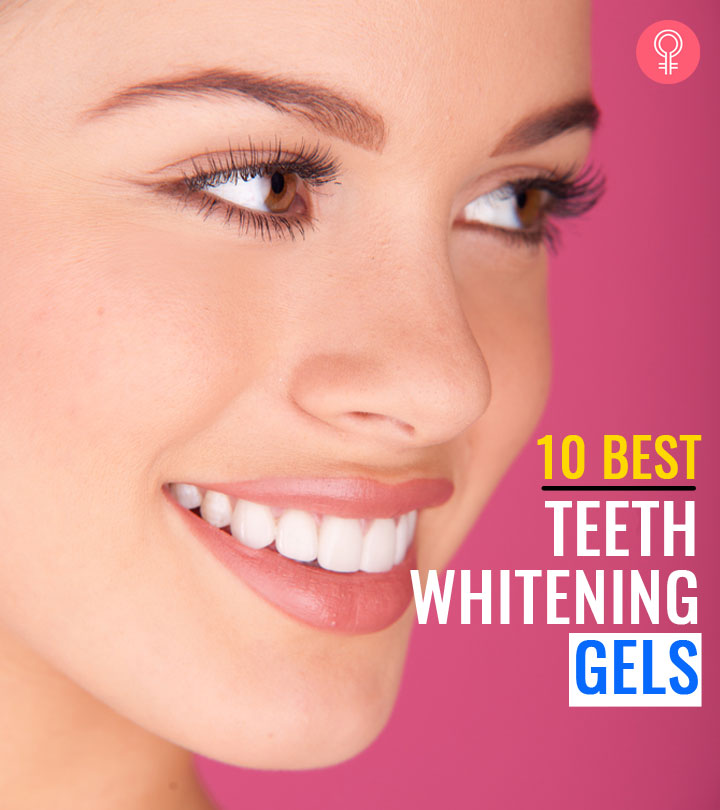 10 Best Teeth Whitening Gels
