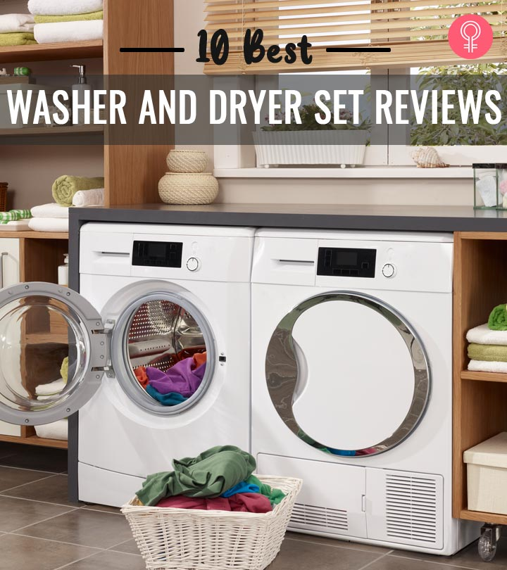 10 Best Washer And Dryer Set Reviews