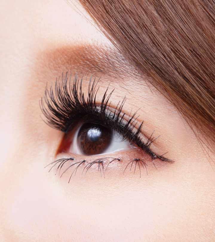 11 Best False Eyelashes For Asian Eyes