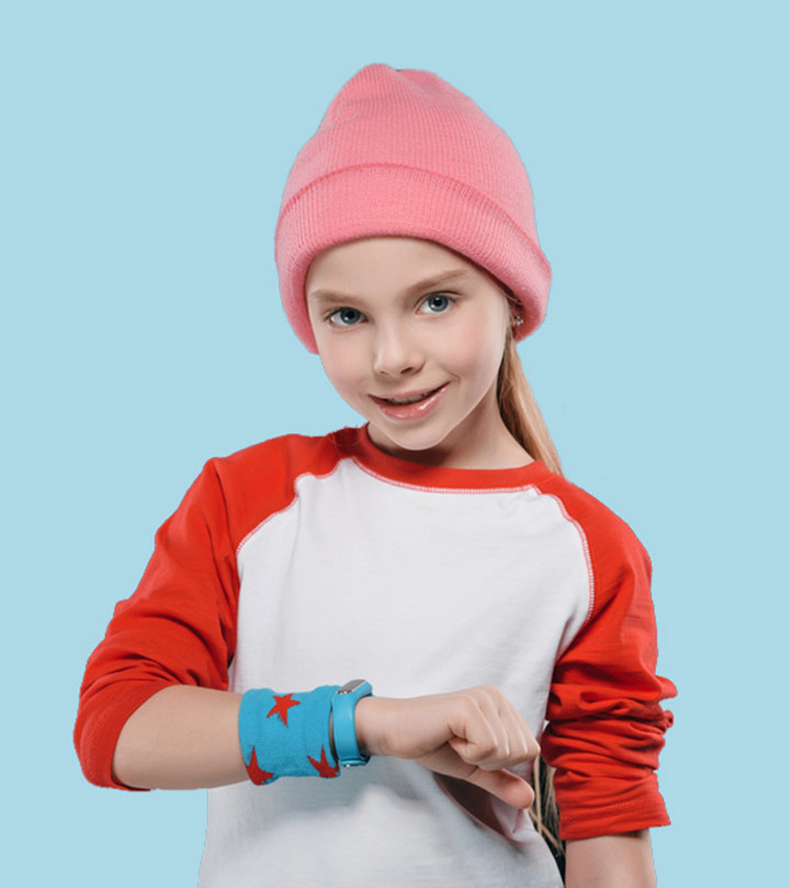 11 Best Fitness Trackers For Kids