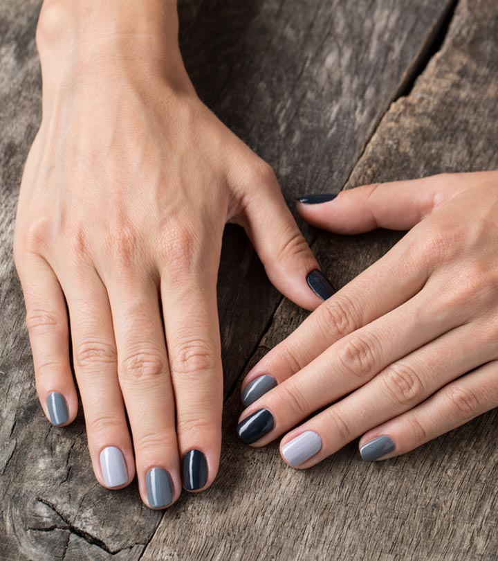 11 Best Gray Nail Polishes